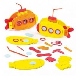 Duikboot craft kit