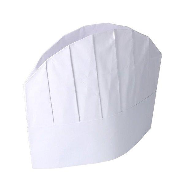 papieren-koksmuts-verstelbaar