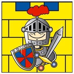 Servetten ridders (20 stuks)
