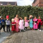 speurtocht ridders en prinsessen kinderfeestje