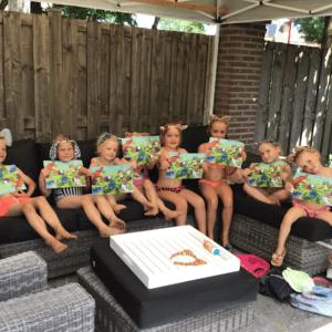 Jungle Speurtocht - 10 Kinderen