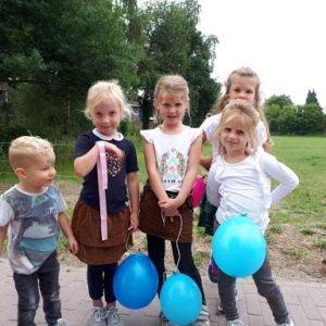 Ridders- en Prinsessen speurtocht - 10 kinderen