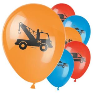 politie-ballonnen