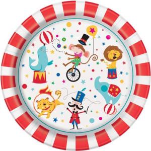 Circus borden