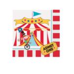 circus-servetten