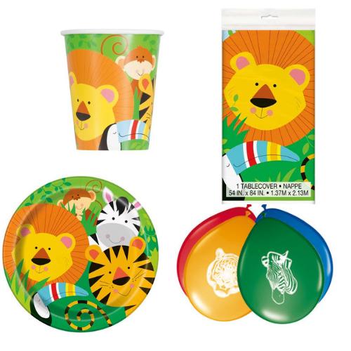 jungle-decoratie-pakket