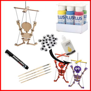 knutselpakket-skelet-marionet