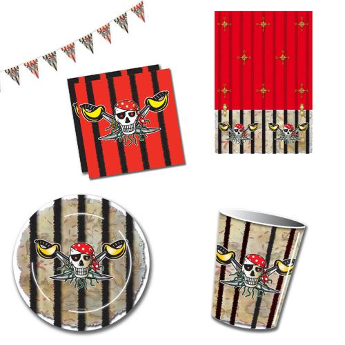 piraten-decoratie-pakket