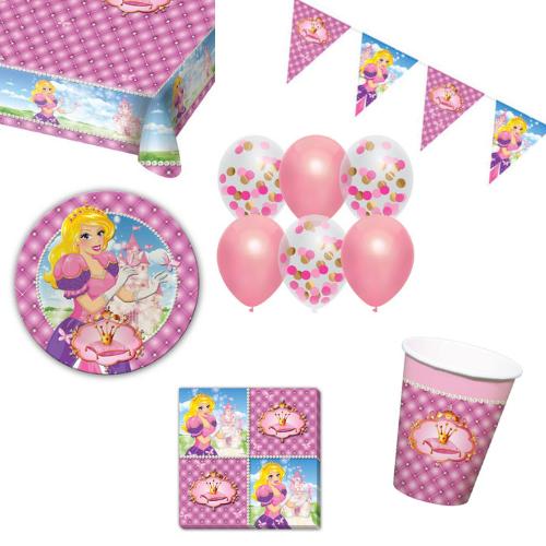prinsessen-feestje-decoratie-pakket