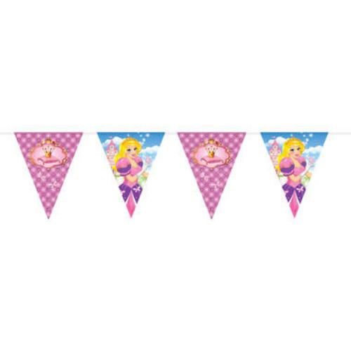 prinsessen-vlaggenlijn