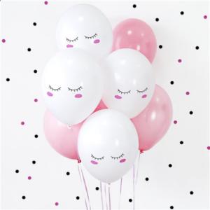 slaapfeestje-ballonnen