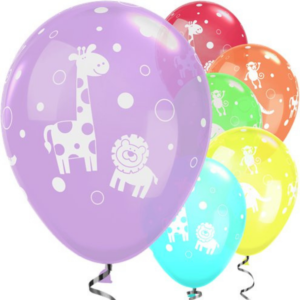 jungle dieren ballonnen