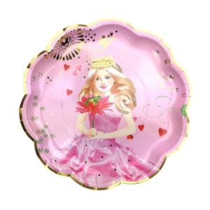 Borden met Prinsessen roze