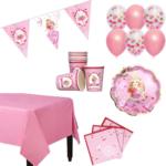 Prinsessen decoratie pakket roze