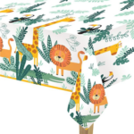 Wild Jungle dieren tafelkleed