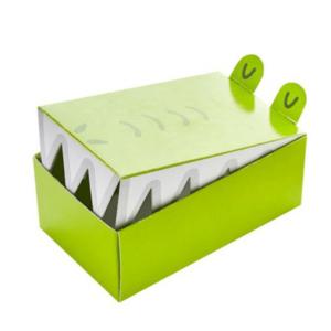 traktatiedoosje krokodil